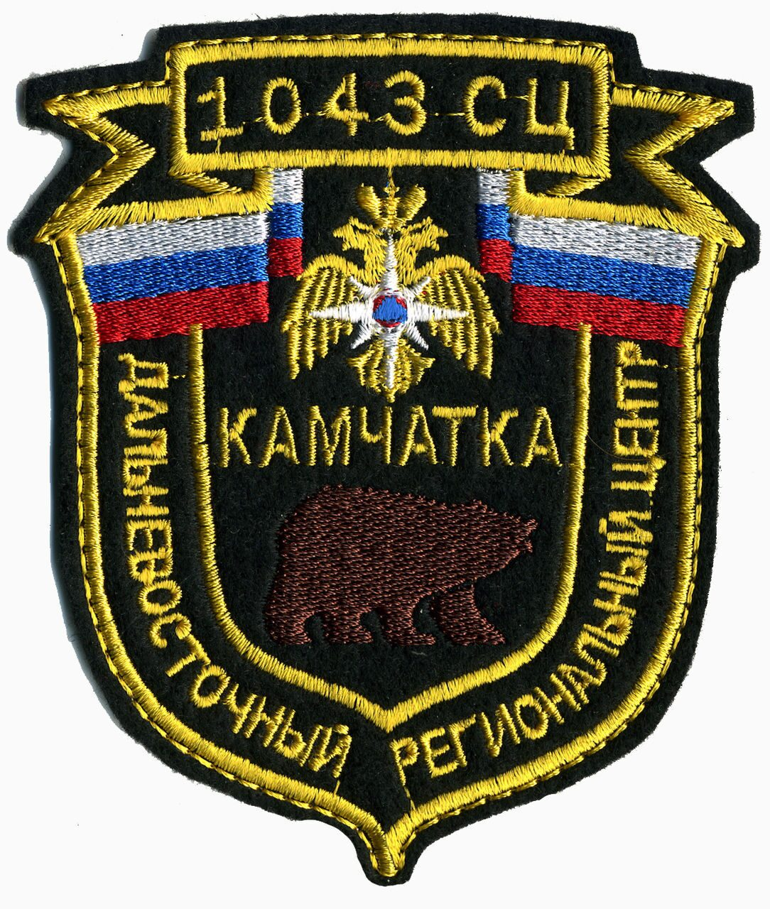 ДВ РЦ 1043 СЦ КАМЧАТКА